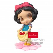 Disney Q Posket Sweetiny Mini Figure Snow White Ver. B 10 cm