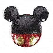 Disney Sequin Pillow Mickey 30 x 30 cm