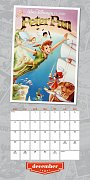 Disney Vintage Posters Calendar 2021 *English Version*