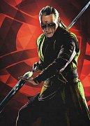 Doctor Strange Metal Poster Kaecilius 32 x 45 cm