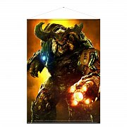 Doom Wallscroll Cyber Demon 100 x 77 cm