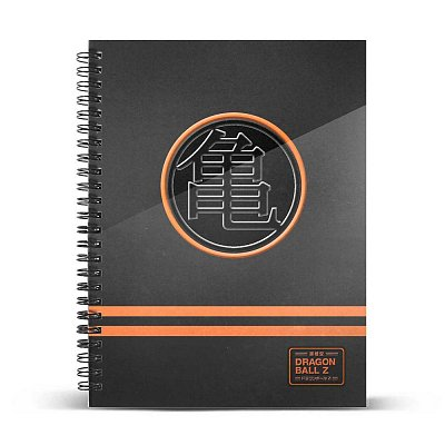Dragon Ball Notebook A4 Kame Symbol