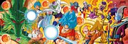 Dragon Ball Super Panorama Puzzle Characters