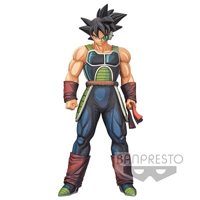 Dragon Ball Z Grandista PVC Statue Bardock Manga Dimensions 28 cm --- DAMAGED PACKAGING