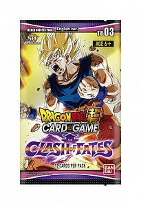 Dragonball SCG Season 3 Themed Booster Display Clash of Fate (24) *English Version* - 1