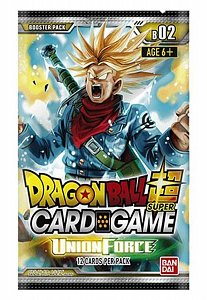 Dragonball Super Card Game Season 2 Booster Display Union Force (24) *English Version* - 1