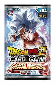Dragonball Super Card Game Season 4 Booster Display Colossal Warfare (24) *English Version* - 1