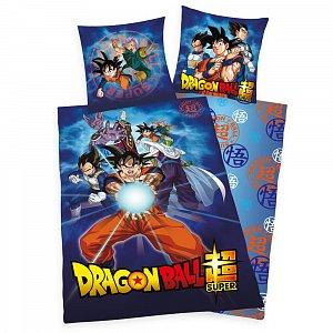 Dragonball Super Duvet Set Characters 135 x 200 cm / 80 x 80 cm - 1