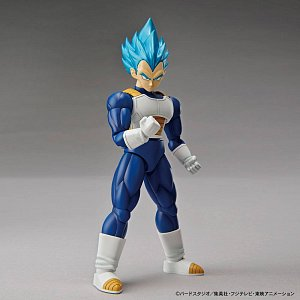 Dragonball Super Figure-rise Standard Plastic Model Kit Super Saiyan God Super Saiyan Vegeta 15 cm - 5