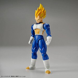 Dragonball Z Figure-rise Standard Plastic Model Kit Super Saiyan Vegeta 15 cm - 1