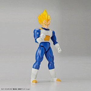 Dragonball Z Figure-rise Standard Plastic Model Kit Super Saiyan Vegeta 15 cm - 2