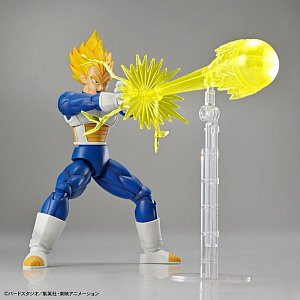 Dragonball Z Figure-rise Standard Plastic Model Kit Super Saiyan Vegeta 15 cm - 3