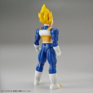 Dragonball Z Figure-rise Standard Plastic Model Kit Super Saiyan Vegeta 15 cm - 4