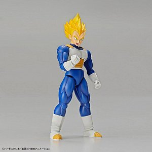 Dragonball Z Figure-rise Standard Plastic Model Kit Super Saiyan Vegeta 15 cm - 5