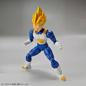 Dragonball Z Figure-rise Standard Plastic Model Kit Super Saiyan Vegeta 15 cm - 7