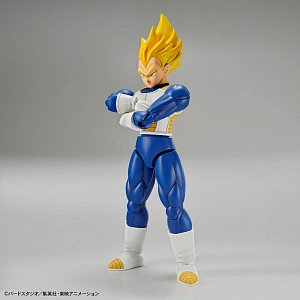 Dragonball Z Figure-rise Standard Plastic Model Kit Super Saiyan Vegeta 15 cm - 8