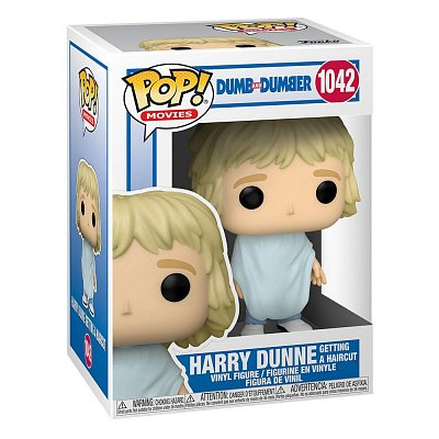 Dumb and Dumber POP! Movies Vinyl Figure Harry Dunne Getting A Haircut 9 cm