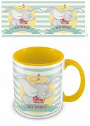 Dumbo Coloured Inner Mug The Flying Elephant