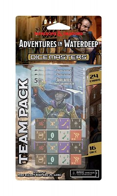 Dungeons & Dragons Dice Masters Team Pack Adventures in Waterdeep *English Version*