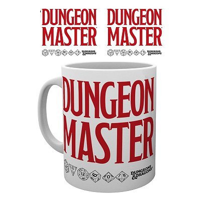 Dungeons & Dragons Mug Dungeon Master
