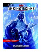 Dungeons & Dragons RPG Adventure Storm King\'s Thunder english