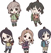 Encouragement of Climb Third Season Nendoroid Plus Rubber Charms 7 cm Assortment (5)
