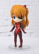 Evangelion: 3.0+1.0 Figuarts mini Action Figure Asuka Langley Shikinami 9 cm --- DAMAGED PACKAGING