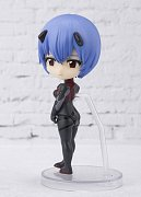 Evangelion: 3.0+1.0 Figuarts mini Action Figure Tentative Name: Rei Ayanami 9 cm --- DAMAGED PACKAGING