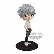 Evangelion Movie Q Posket Mini Figure Kaworu Nagisa Ver. A 14 cm