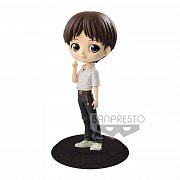 Evangelion Movie Q Posket Mini Figure Shinji Ikari Ver. B 14 cm