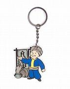 Fallout 4 Gumová klíčenka Obchodník