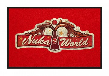 Fallout Doormat Nuka World 80 x 50 cm - 1