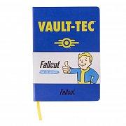 Fallout Notebook A5 Vault-Tec