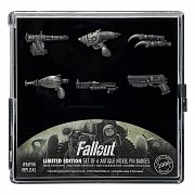 Fallout Pin Badge 6-Pack Limited Edition