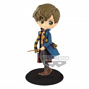 Fantastic Beasts 2 Q Posket Mini Figure Newt Scamander A Normal Color Version 15 cm