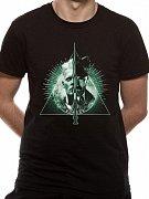 Fantastic Beasts 2 T-Shirt Deathly Hallows Split