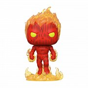 Fantastic Four POP! Marvel Vinyl Figure Human Torch 9 cm