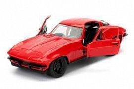 Fast & Furious 8 Diecast Model 1/32 Letty\'s Chevrolet Corvette