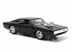 Fast & Furious Diecast Model 1/32 1970 Dodge Charger (Street)