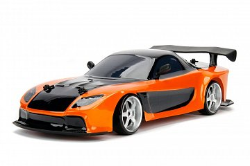 Fast & Furious RC Car 1/10 Mazda RX-7 Drift - 1