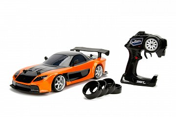 Fast & Furious RC Car 1/10 Mazda RX-7 Drift - 6