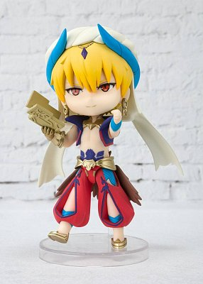 Fate/Grand Order - Absolute Demonic Front: Babyloni Figuarts mini Action Figure Gilgamesh 9 cm