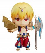Fate/Grand Order Nendoroid Action Figure Caster/Gilgamesh 10 cm