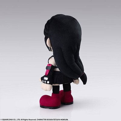 Final Fantasy VII Plush Action Doll Tifa Lockhart 27 cm --- DAMAGED PACKAGING