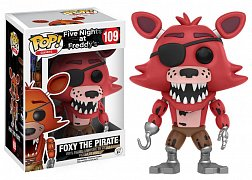 Five Nights at Freddy\'s POP! Games Vinyl Figure Foxy The Pirate 9 cm