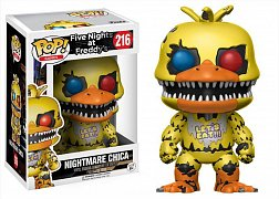 Five Nights at Freddy\'s POP! Games Vinyl Figure Nightmare Chica 9 cm
