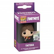 Fortnite Pocket POP! Vinyl Keychains 4 cm TNTina Display (12)