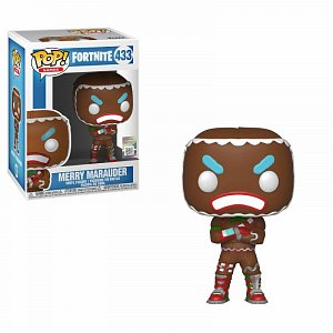 Fortnite POP! Games Vinyl Figure Merry Marauder 9 cm - 1