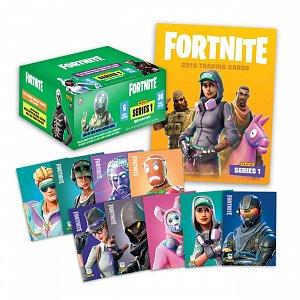 Fortnite Trading Cards Booster Series 1 Display (24) - 1