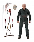 Friday the 13th Part 5 Action Figure Ultimate Roy Burns 18 cm